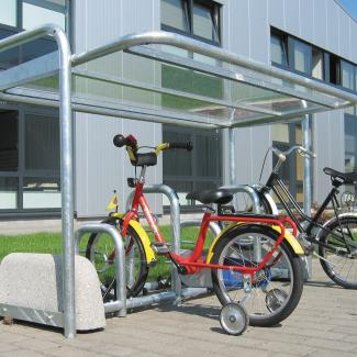 WHEELIE-THE-KID Kinder-Fahrradparkstation